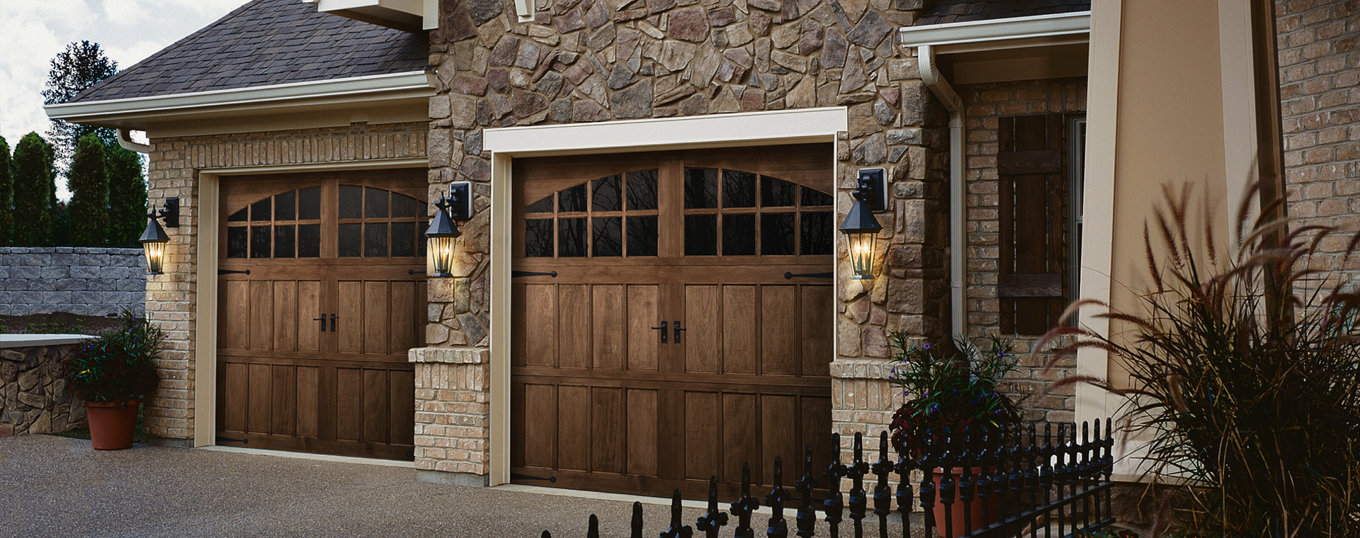 Garage door repairs by s amp t garage doors of northern virginia - Garage Door Contractor