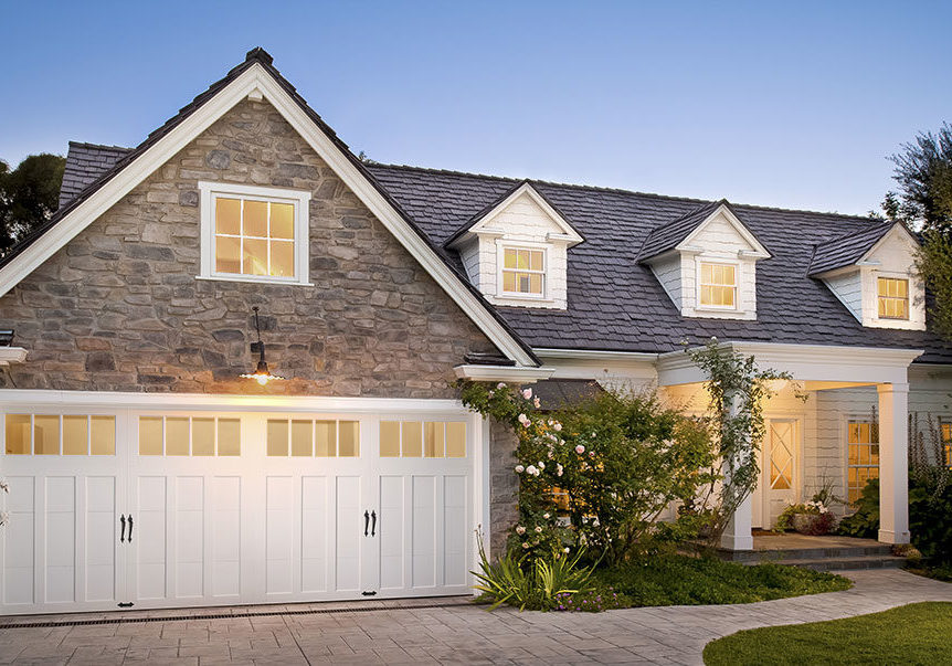 we install maintain and repair all makes and models of residential doors